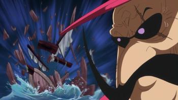 Пираты Кида против Пиратов Биг Мам
