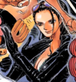 Tercera vestimenta de Robin en Film Gold manga