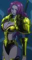 Baccarat con armadura de oro