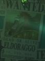 Eldoraggo's Wanted Poster