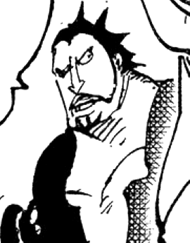 Ganryu (Roger Pirates) Manga Infobox