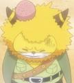 Nekomamushi de niño