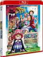 One Piece Movie 3 blu-ray Spain