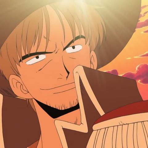 La sua prima apparizione nell'anime
