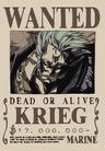 Krieg Bounty Poster