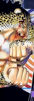 Lucci Leopard Manga