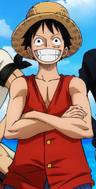 Monkey D. Luffy Anime Pre Timeskip Infobox