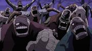 Soldats Zombie