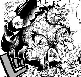 Cerbère Manga Infobox
