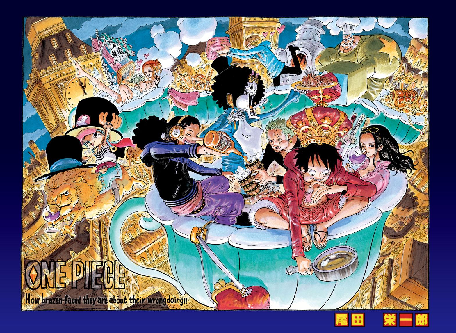 Chapter 676 | One Piece Wiki | Fandom