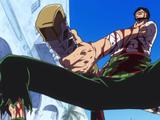 Roronoa Zoro vs. Mr. 1 (película)