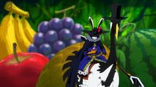 Isla donde se consigue fruta