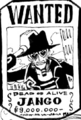 Jango Avis de Recherche Manga