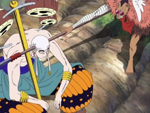Kamakiri Attacks Enel