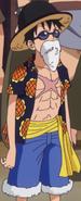 Luffy Disguise Dressrosa