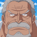 Monkey D. Garp Portrait