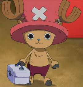 Tony Tony Chopper Anime Pre Timeskip Infobox