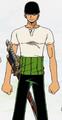 Zoro Tenue Usuelle Combat