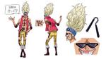 Anime Concept Art Гамбия