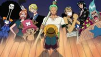 La décision de Luffy