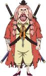 Lola Anime Concept Art