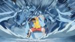 Luffy Haoshoku Haki Marineford
