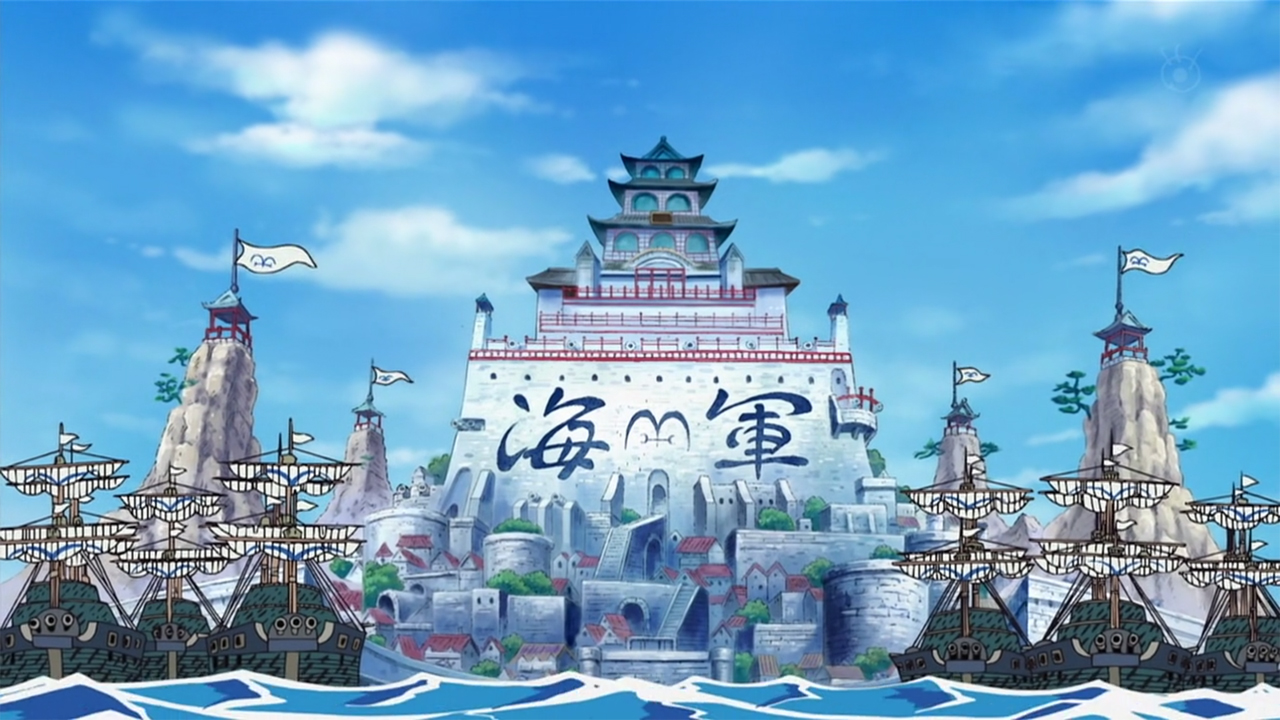Marineford | Wikia One Piece | FANDOM powered by Wikia