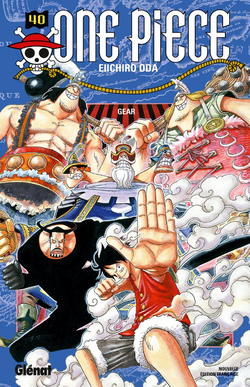 Tome 40 Couverture VF Infobox