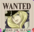 Wanted de Cavendish
