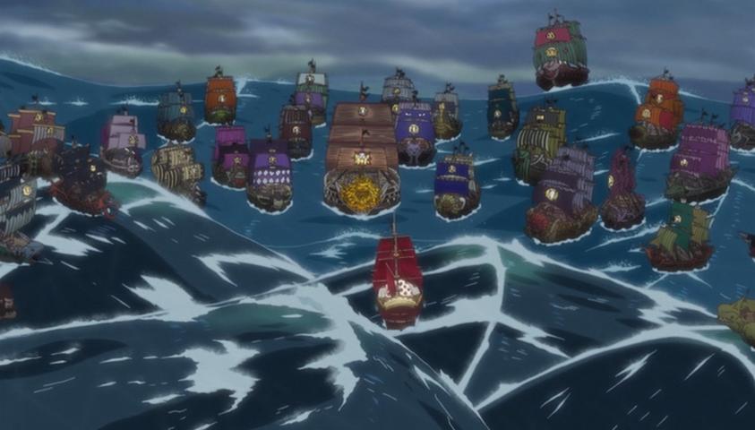 5 Perang Yang Terjadi Di One Piece