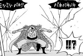 Gura Gura no Mi Manga Infobox