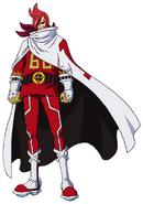 Ichiji Anime Concept Art