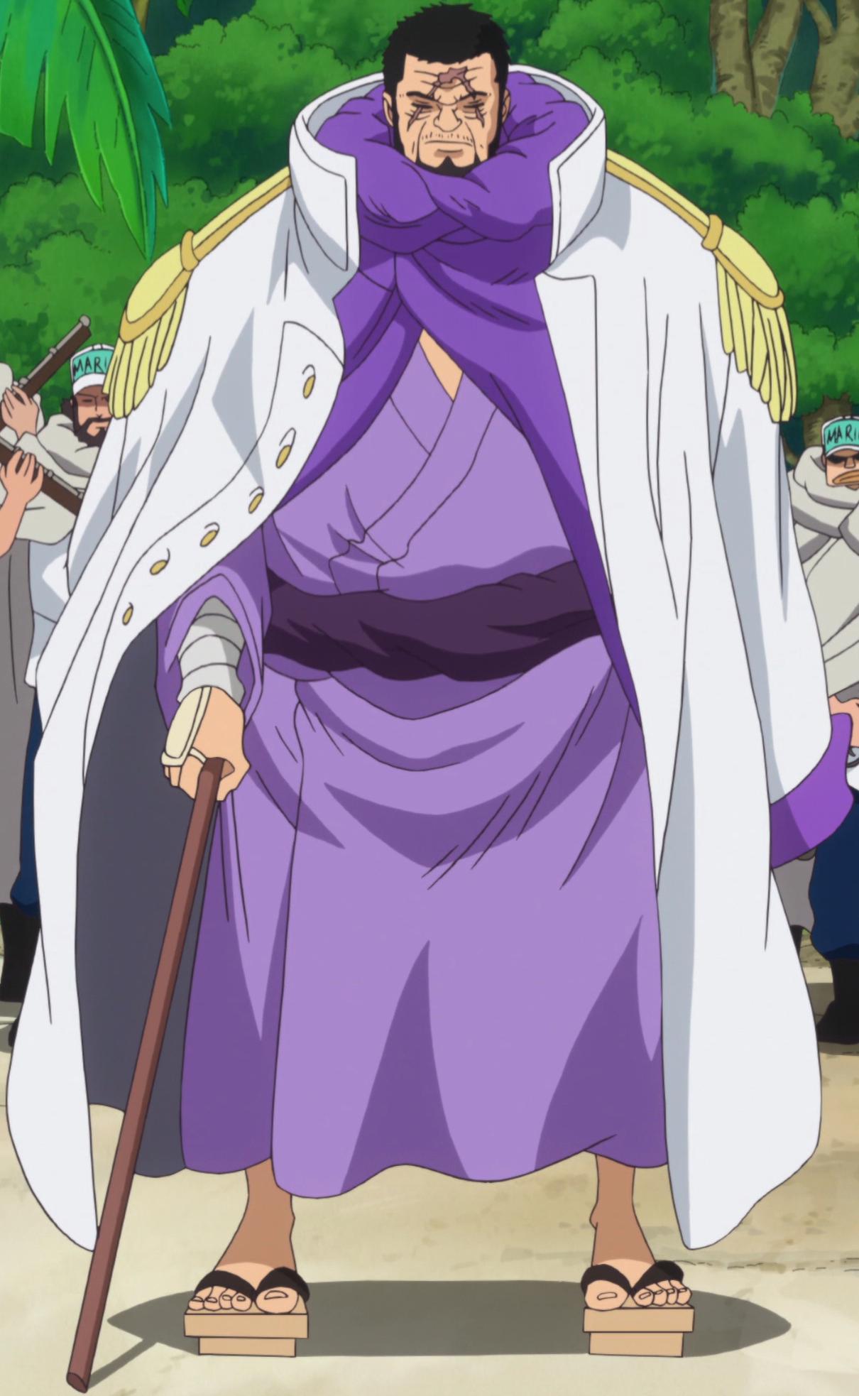 Issho | One Piece Wiki | Fandom