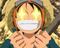 Luffy sorprendido