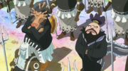 Ministers at Otohime's Funeral