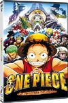 One Piece Película 4 DVD España