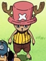 Vestimenta de Chopper en el OVA 2