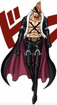 X Drake post timeskip Digitally Colored Manga