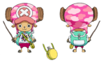 Chopper Stampede Outfit