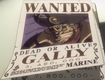 Gally Bounty Poster