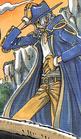 Jango Clothes Manga Color Scheme