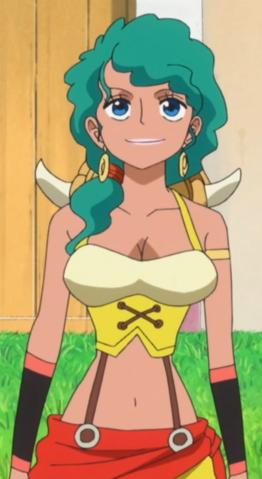Lily Enstomach Anime Infobox
