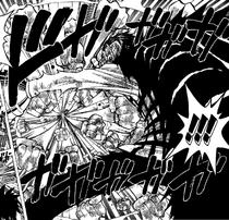 Luffy derrota a Crocodile