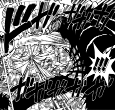 Luffy derrota a Crocodile