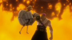 Luffy vs. Z 1-1--1-