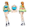 Nami Other Stampede Outfit