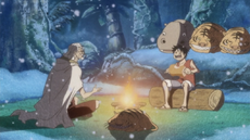 Rayleigh and Luffy Bonding