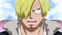 Sanji Learns He is About to be Married
