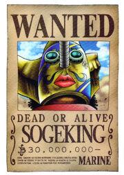 Sogeking-wanted