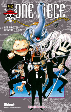 Tome 42 Couverture VF Infobox